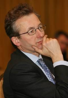 Energy advisor Dieter Helm