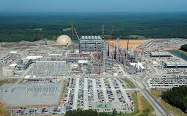 Kemper CCS power plant in Kemper County Mississippi.